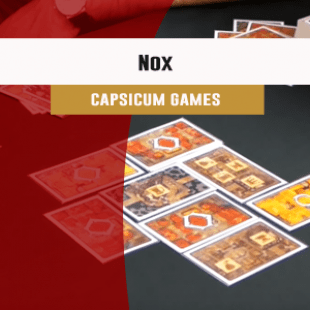 Cannes 2016 – Jeu Noxford [ex Nox] – Capsicum Games – VF