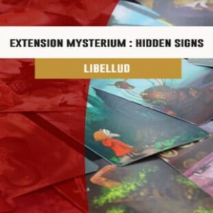 Cannes 2016 – jeu Extension Mysterium : Hidden Signs – Libellud – VF
