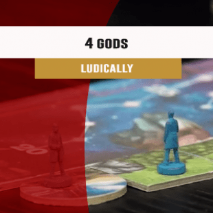 Cannes 2016 – jeu 4 Gods – Ludically -VF