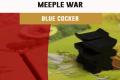 Cannes 2016 – jeu Meeple War – Blue Cocker – VF