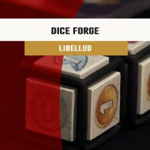 Cannes 2016 – jeu Dice Forge – Libellud – VF