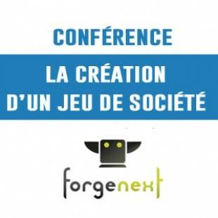 Cannes 2016 – Conférence – La création d'un jeu de société – VF