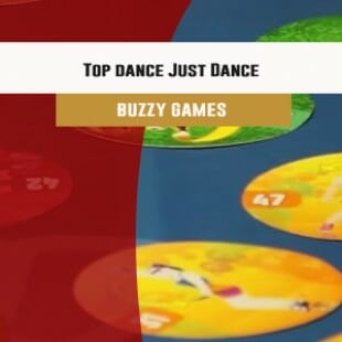 Cannes 2016 – Jeu Top Dance – Buzzy Games – VF