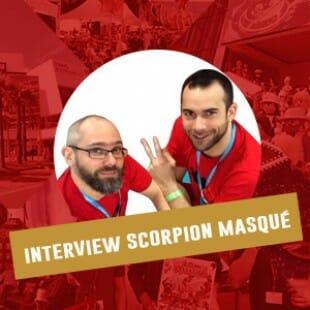 Cannes 2016 – Interview Scorpion Masqué – VF