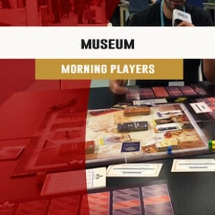 Cannes 2016 – jeu Museum – Morning Players – VF