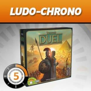 LudoChrono – 7 Wonders Duel
