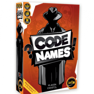 Des news de la traduction de Codenames !
