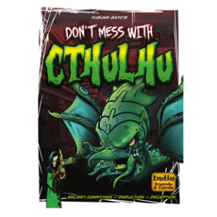 Time bomb revient avec Don't Mess with Cthulhu