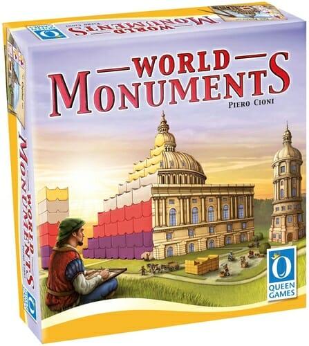 World Monuments box