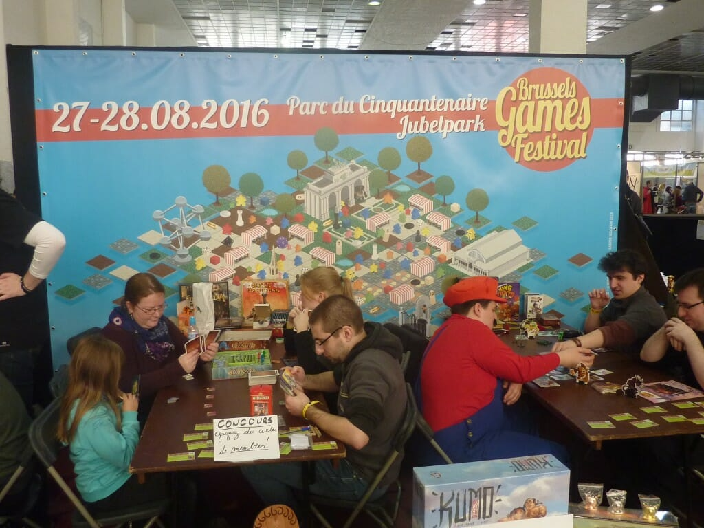 YouPlay 2016 - stand BGF 1