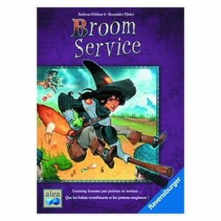 Broom service : livraison de potions à domicile 24/24
