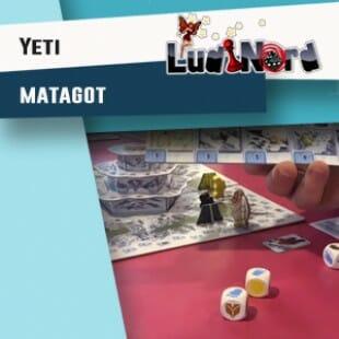 Ludinord 2016 – Jeu Yeti – Matagot – VF