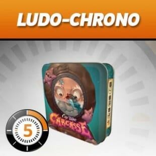 LudoChrono – Cap'tain Carcasse