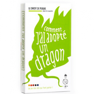 Comment le dragon va adopter le gnou
