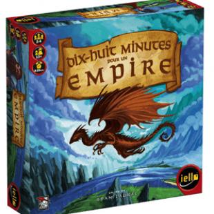 Dix-huit Minutes pour un empire en approche