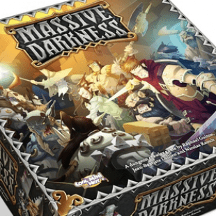 Massive Darkness is the new Zombicide