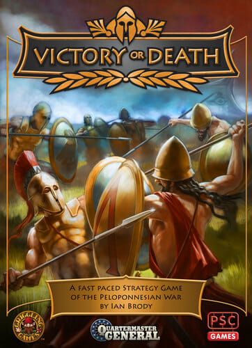 Quartermaster General – Victory or Death The Peloponnesian War