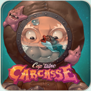 Cap'taine Carcasse, regardons sous la surface