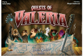 Quests of Valeria, 3e opus du triptyque de Vallejo