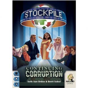 Stockpile continuing corruption : La bourse ou la vie ?