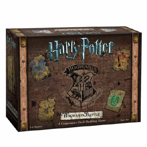 Harry Potter Hogwarts Battle  boite jeu
