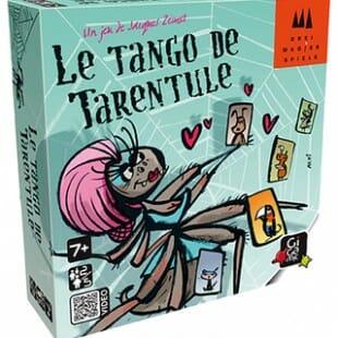 Le test de Le tango de tarentule