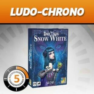 LudoChrono – Extension Dark Tales : Blanche neige