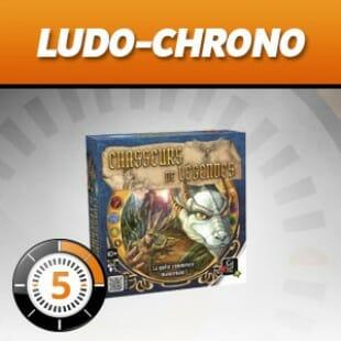 LudoChrono – Chasseurs de légende