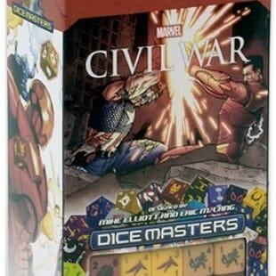 Marvel Dice Masters : Civil War