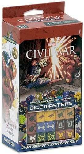 Marvel Dice Masters  Civil War