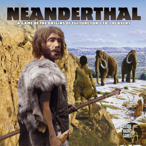 Neanderthal cover