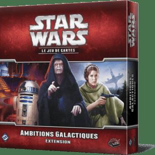 Star Wars – le jeu de cartes : Ambitions Galactiques