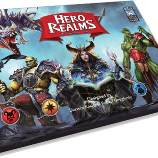 Le test de Hero Realms