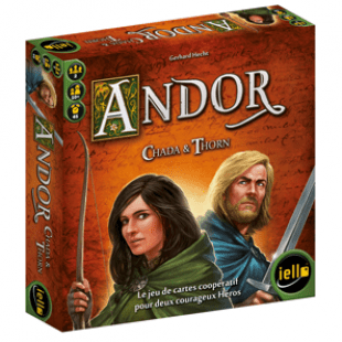 Andor : Chada & Thorn, ils arrivent le 8 juillet