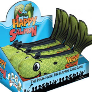 L'improbable saumon heureux