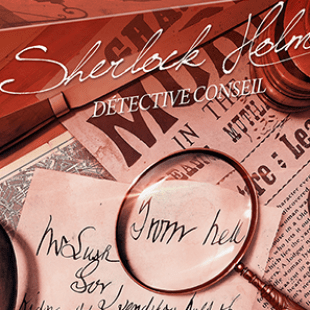 Sherlock Holmes Detective Conseil revient