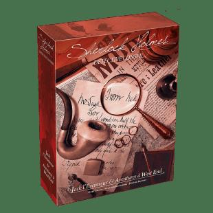Sherlock Holmes Detective Conseil  Jack l'Éventreur & Aventures à West End