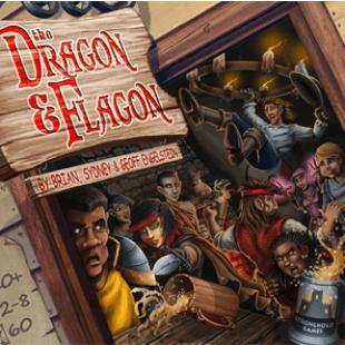 The Dragon & Flagon, baston générale !
