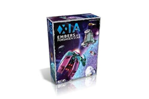 Xia Embers of a Forsaken Star