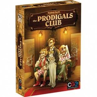Prodigals Club, Nanti social tu perds ton sang froid !