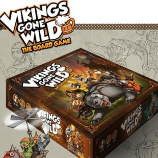 Vikings Gone Wild – Ils sont partis, ils sont sauvages !