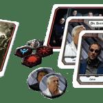 Battlestar Galactica - Exodus jeu de societe 2