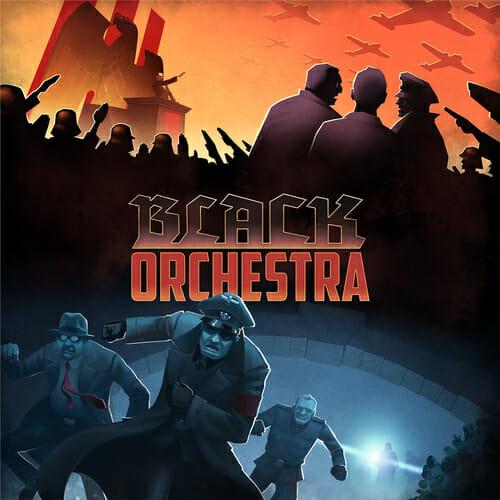 Black Orchestra jeu de societe