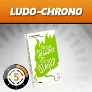 LudoChrono – Comment j'ai adopté un dragon