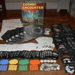 Cosmic Encounter materiel