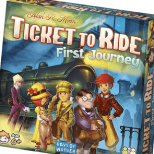Ticket to Ride: First Journey, Les petits Aventuriers du Rail