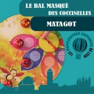 Rencontres Ludiques 2016 – Jeu Le bal masqué des coccinelles – Matagot kids – VF