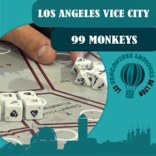 Rencontres Ludiques 2016 – Jeu Los Angeles Vice City – VF