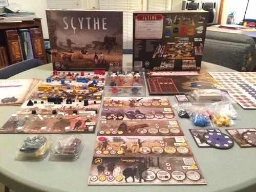 Scythe 5
