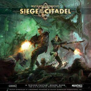 Siege of the Citadel